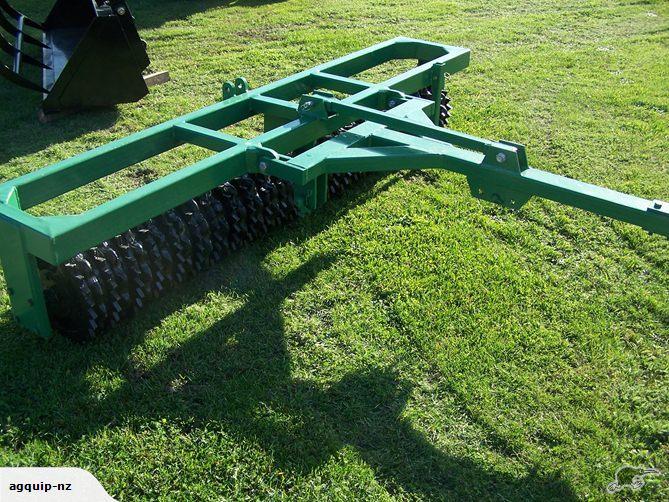 Agromaster Cambridge Roller | Farm Machinery Canterbury ...